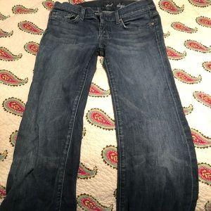 7 For All Mankind Jeans - 7mk dojo's sz 29